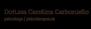 Carolina Carboniello - psicologa psicoterapeuta Terni